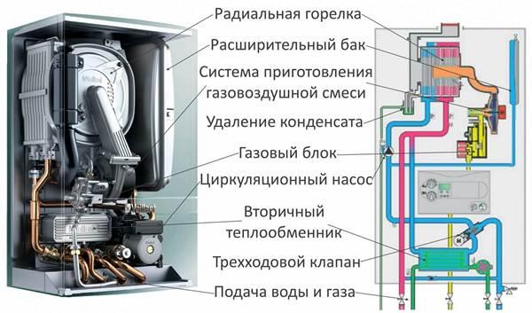 Схема конденсаторного типа