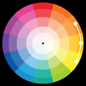 генераторы цветовых схем аналоговая