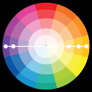 генераторы цветовых схем  дополнительные