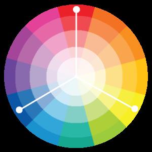 генераторы цветовых схем триады