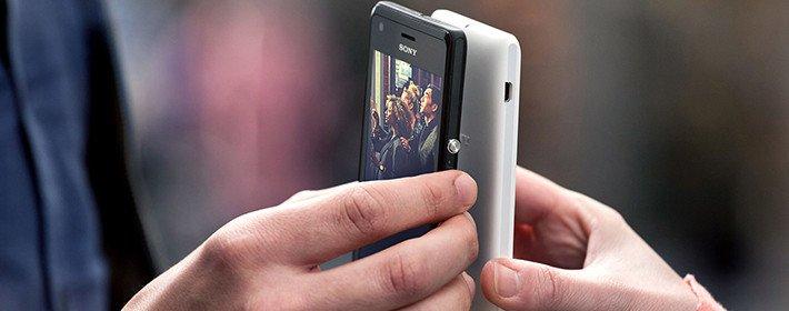 NFC режим peer-to-peer