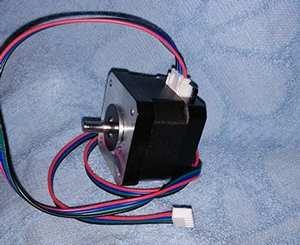 Шаговый  двигатель Гравер CNC 3018 PRO