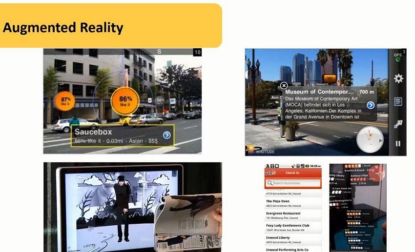 Основы цифрового маркетинга - Дополненная реальность